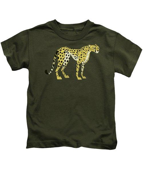 Cheetah Kids T-Shirt by Wild Kratts