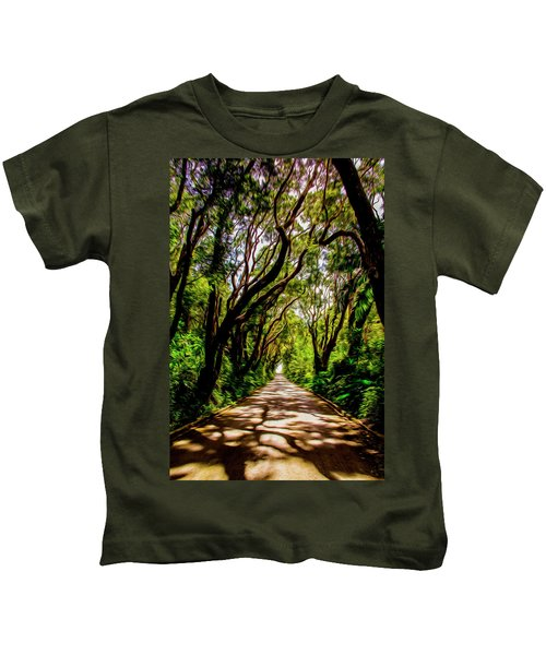 Cherry Tree Hill Kids T-Shirt
