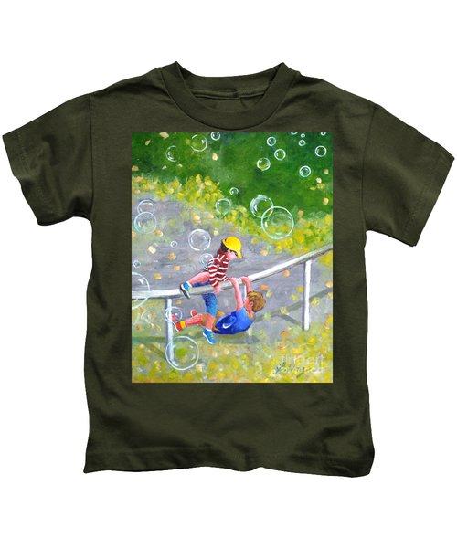 Childhood #1 Kids T-Shirt