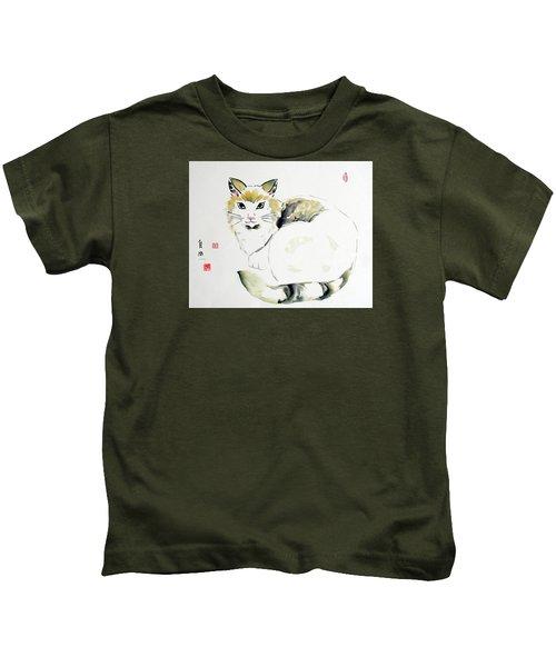 China Cat Kids T-Shirt