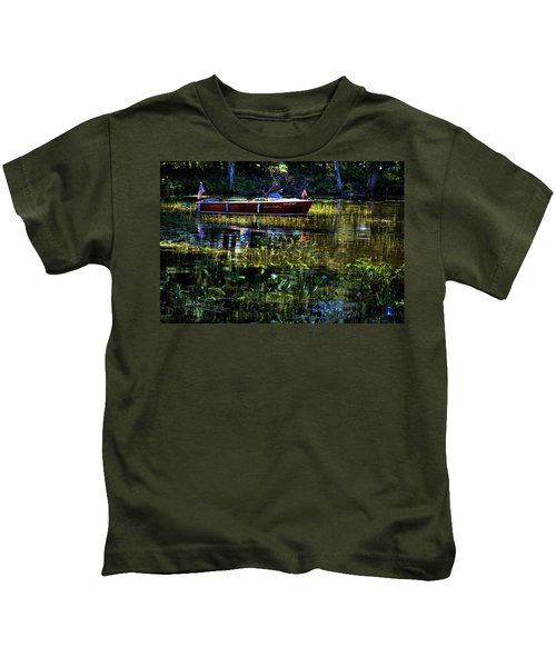 1958 Chris Craft Kids T-Shirt