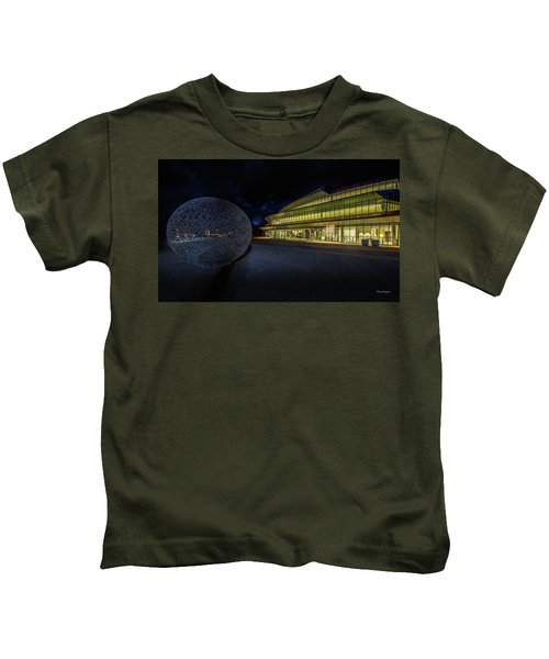 Christopher Cohan Center For The Performing Arts  Kids T-Shirt