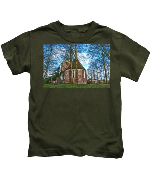 Church In Winsum Kids T-Shirt