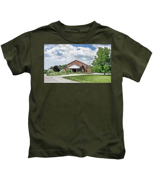 Church On Coldwater Kids T-Shirt