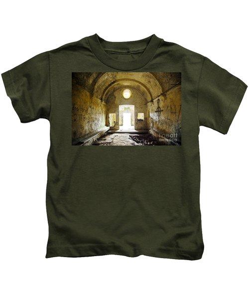 Church Ruin Kids T-Shirt