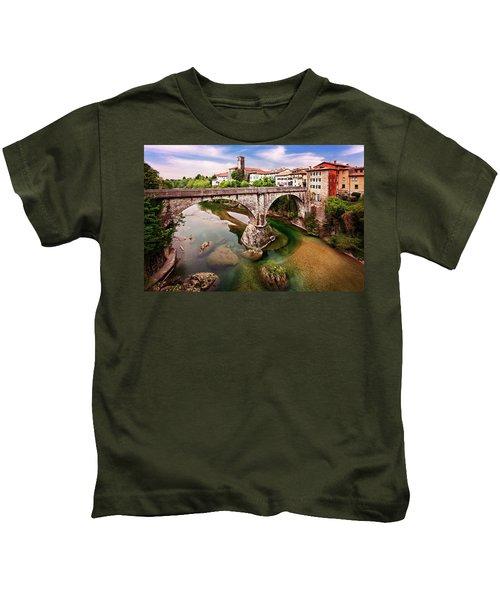 Cividale Del Friuli - Italy Kids T-Shirt