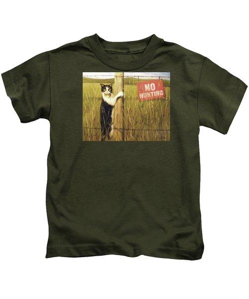 Civil Disobediance Kids T-Shirt