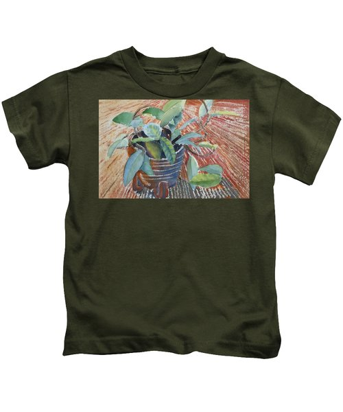 Clay Pot Kids T-Shirt