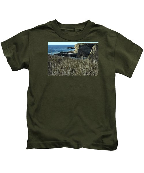 Cliff View Kids T-Shirt