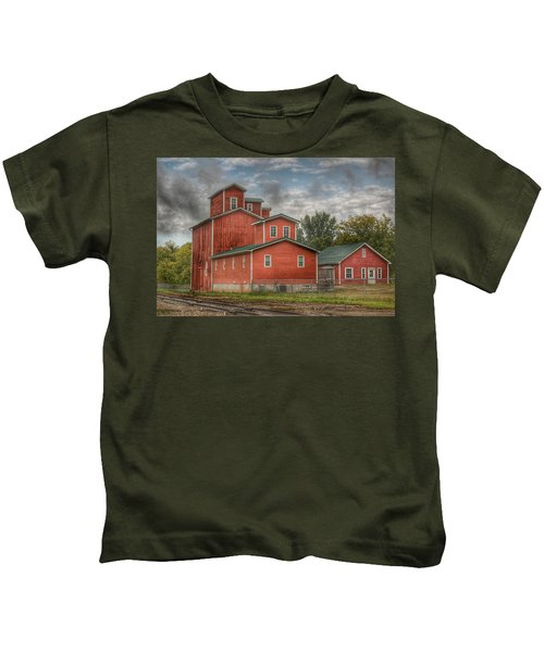 2007 - Aside The Tracks In Clifford Kids T-Shirt