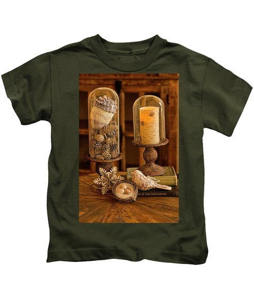 Cloches De La Nature Kids T-Shirt