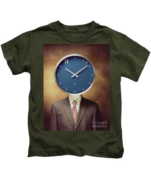 Clockhead Kids T-Shirt