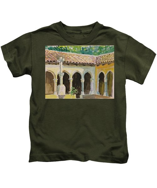 Cloister, Nyc Kids T-Shirt