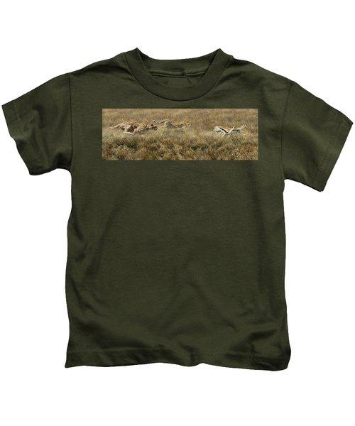 Closing In Fast Kids T-Shirt