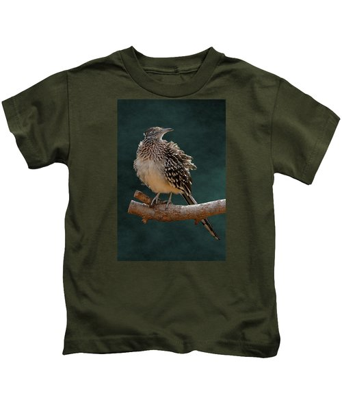 Cocoa Puffed Cuckoo Kids T-Shirt