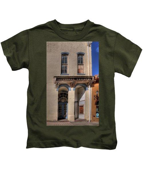 Belvidere Theatre Kids T-Shirt