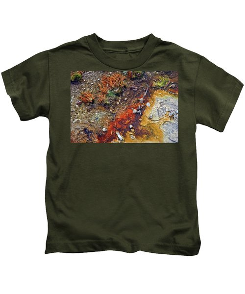Colorful Hot Pool Kids T-Shirt