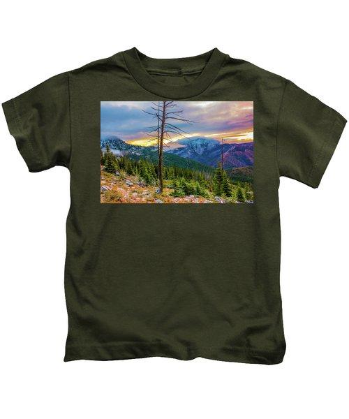 Colorfull Morning Kids T-Shirt