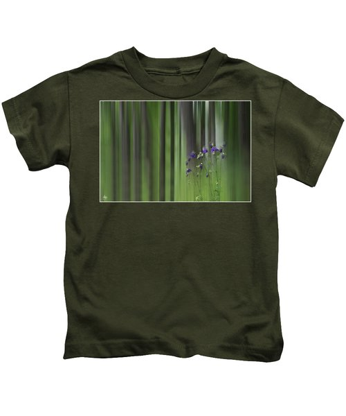Columbine Spring Kids T-Shirt