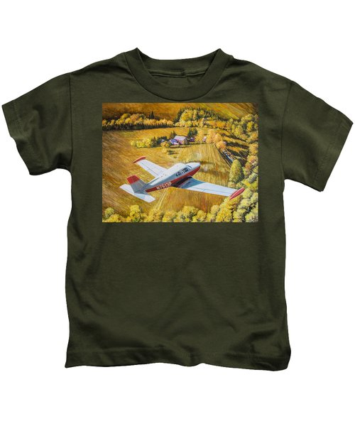 Comanche Kids T-Shirt