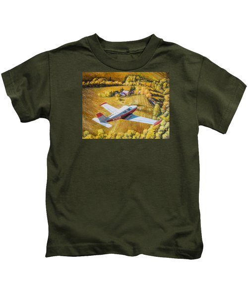 Comanche Kids T-Shirt