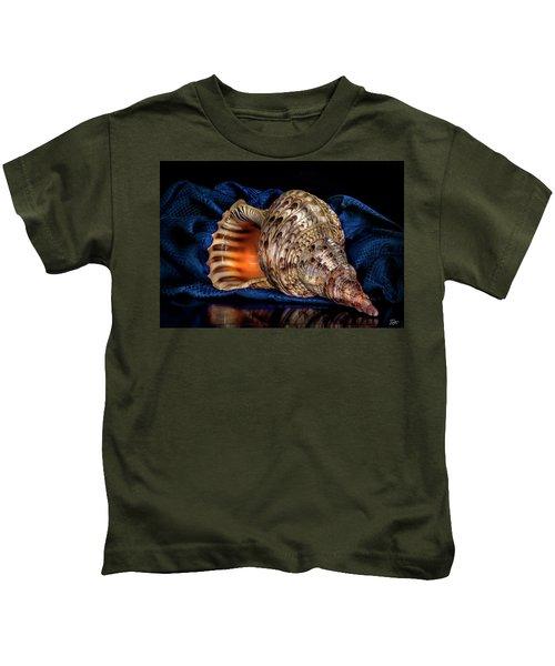 Conch Shell Kids T-Shirt