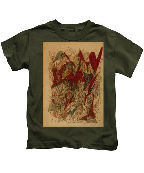 Conglomerate Synthesis  Kids T-Shirt