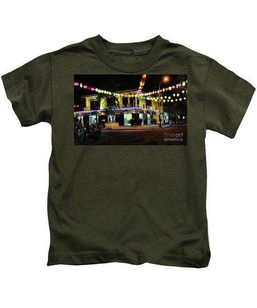 Corner Location Store  Hoi An Night Kids T-Shirt