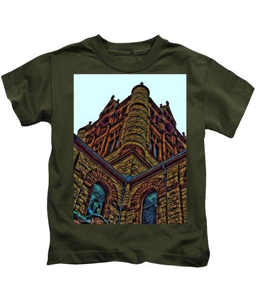 Cornered Kids T-Shirt