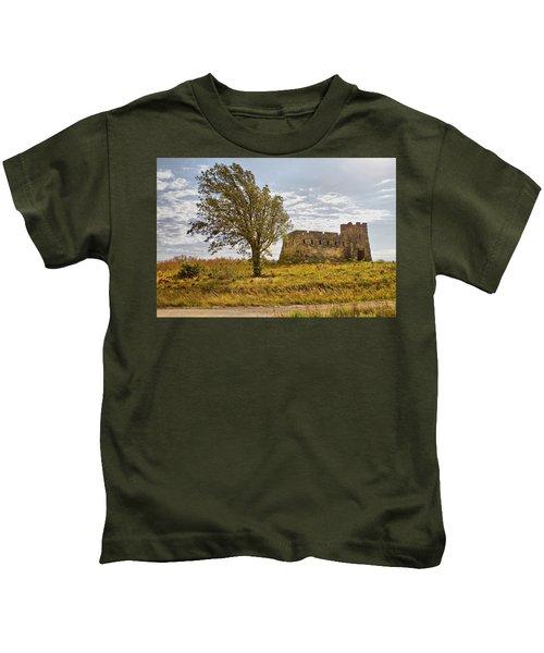Coronado Hights Lookout  Kids T-Shirt
