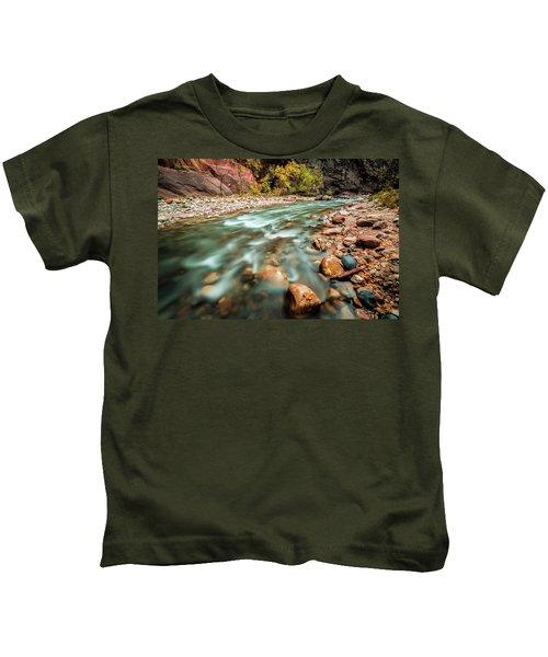 Cotton Colors Kids T-Shirt