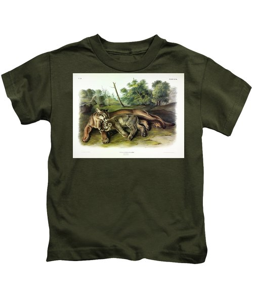 Cougars Kids T-Shirt