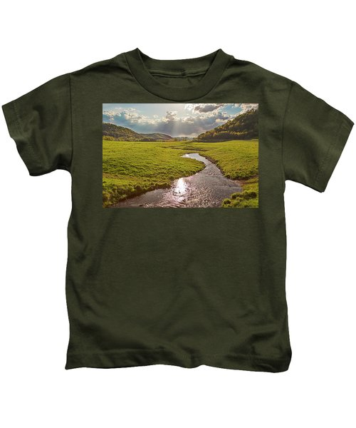 Coulee View Kids T-Shirt