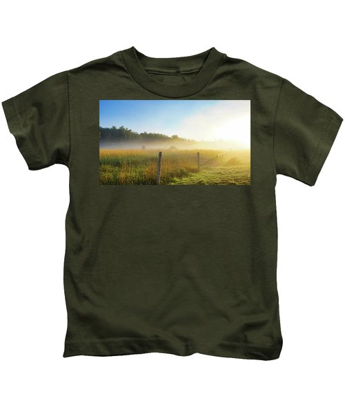 Country Fencerow Kids T-Shirt