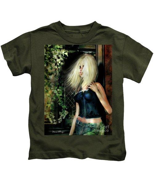 Country Girl Kids T-Shirt