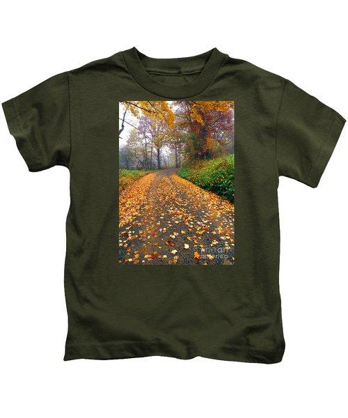 Country Roads Take Me Home Kids T-Shirt