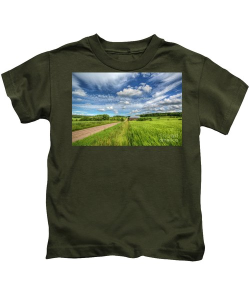 Countryside II Kids T-Shirt