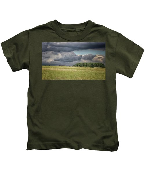 Countryside Storms Kids T-Shirt
