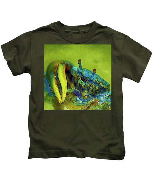 Crab Cakez 2 Kids T-Shirt