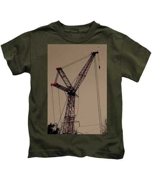 Crane's Up Kids T-Shirt