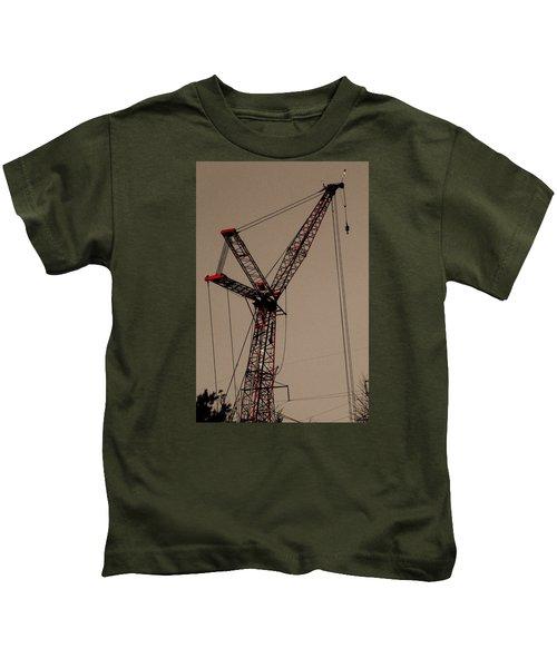 Crane's Up Kids T-Shirt