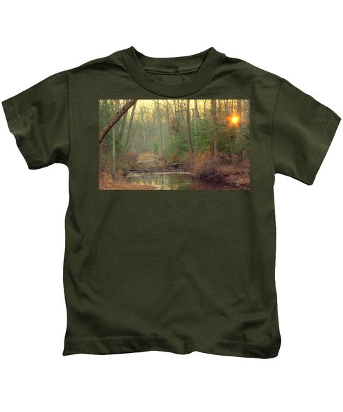 Creek Bed Kids T-Shirt