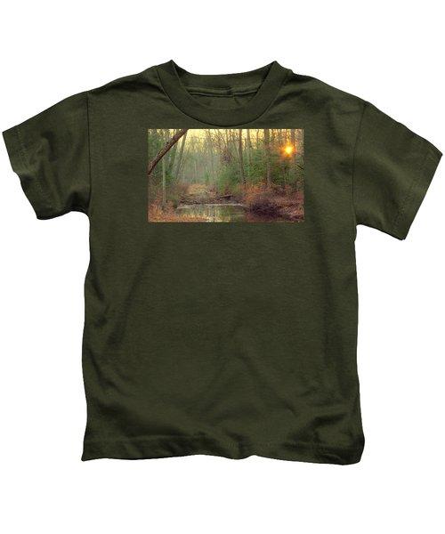 Creek Bed Kids T-Shirt