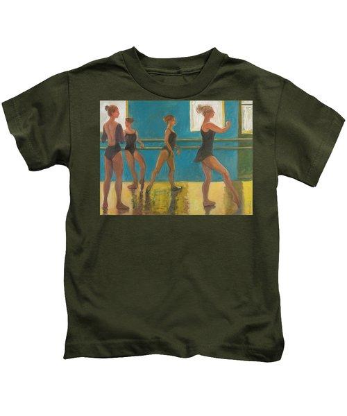 Crossing The Floor Kids T-Shirt