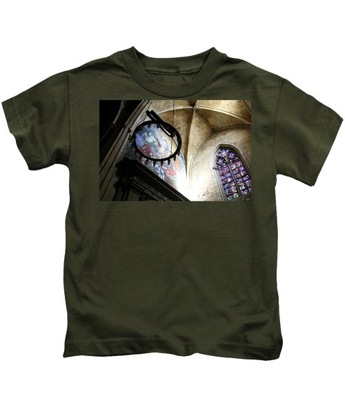 Crown Of Thorns Kids T-Shirt
