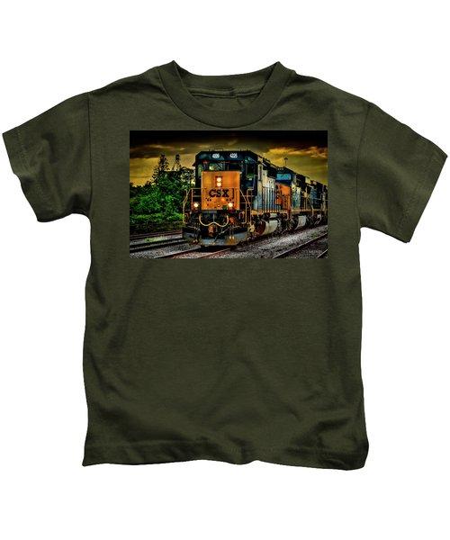 Csx 4226 Kids T-Shirt
