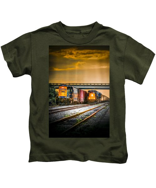 Csx Two For One Kids T-Shirt