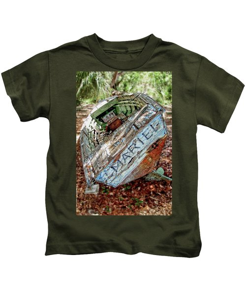 Cuban Refugee Boat 3 The Mariel Kids T-Shirt