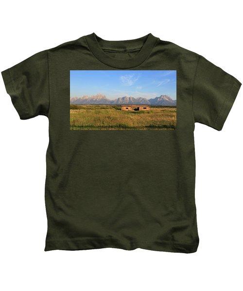 Cunningham Cabin Kids T-Shirt