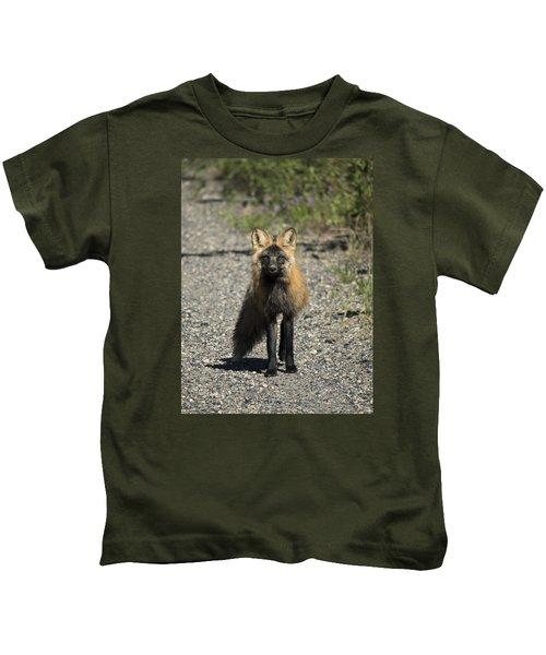 Curious Cross Kids T-Shirt